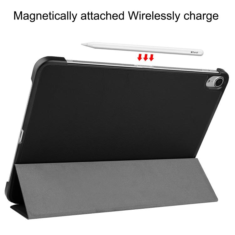Чехол с подставкой черного цвета  на iPad Air