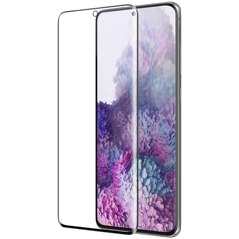 Защитное стекло Nillkin (CP+ max 3D) для Samsung Galaxy S20 Plus - черное