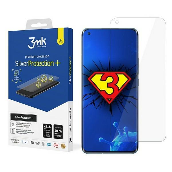Защитная антимикробная пленка 3MK Silver Protect для Xiaomi Mi 11