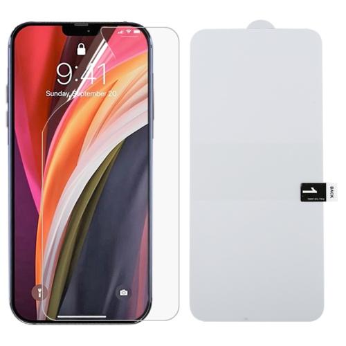 Защитная пленка HMC Soft Hydrogel Series на iPhone 12/12 Pro