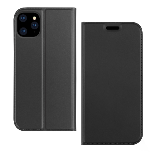 Чехол-книжка черного цвета для Айфон 12