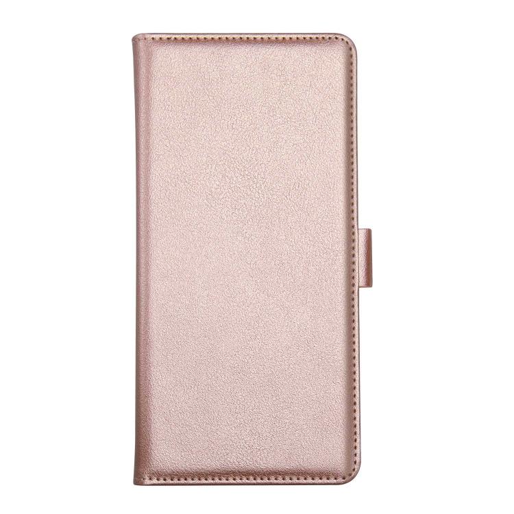 Чехол-книжка DZGOGO MILO Series на iPhone 12 Mini - розовое золото