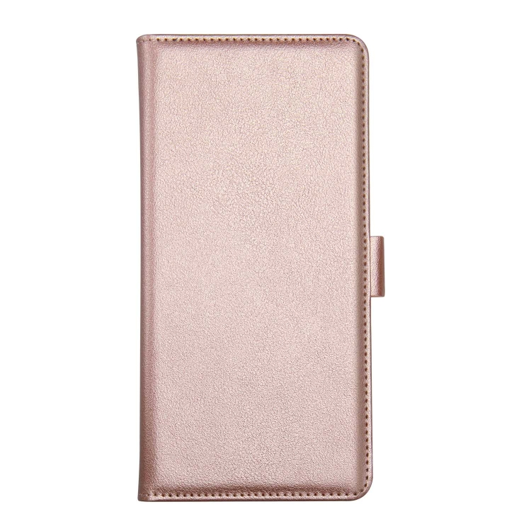 Чехол-книжка DZGOGO MILO Series на iPhone 12/12 Pro - розовое золото