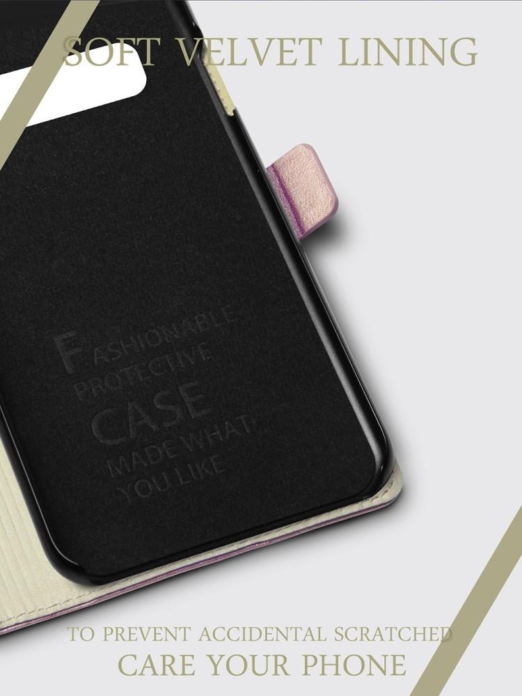 Чехол-книжка с магнитной защелкой для Самсунг Гелекси С10 Плюс