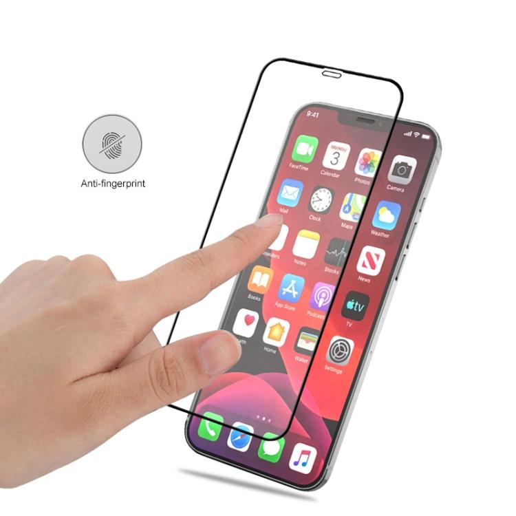 Защитное стекло mocolo 0.33mm 9H 3D Full Glue для Айфон 12 Max/12 Pro