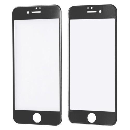 Защитное 3D Стекло на весь Экран Enkay 0.26mm 9H Alloy Черное для Айфон 7/8