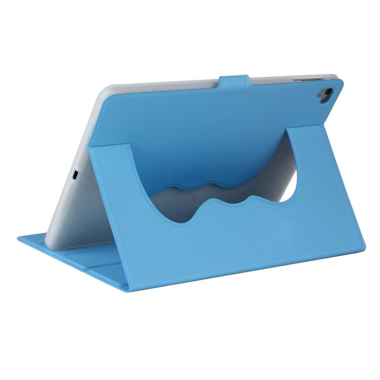 Чехол-кошелек подставка на iPad air /air 2/ pro 9.7 голубой