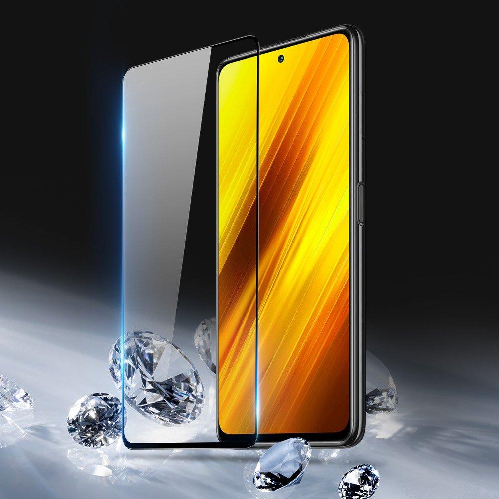 Защитное стекло Dux Ducis Full Screen для Ксяоми X3 / Поко X3 Про