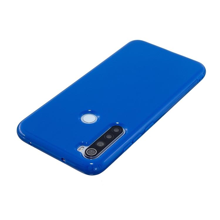 Защитный чехол  Candy Color для  Realme C3/Realme 5 - синий