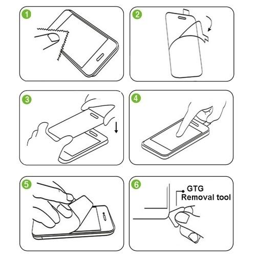 Защитное стекло на Айфон 8
