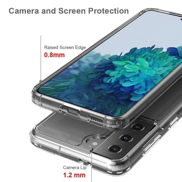 Акриловый чехол-накладка для Samsung Galaxy S21