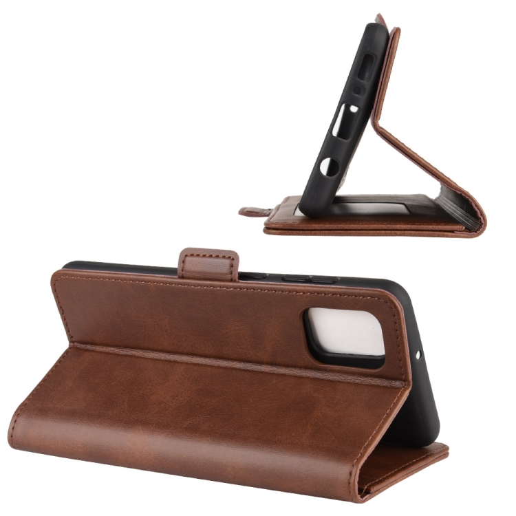 Чехол-книжка  для A31 - коричневый
