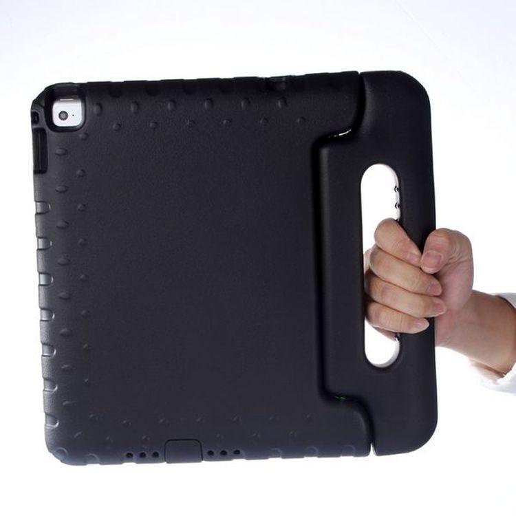 Детский чехол Design Stand EVA Foam с ручкой на Айпад Аир  черный