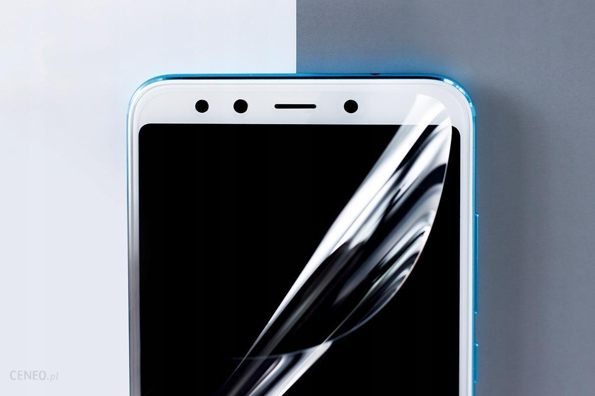 Гибкое защитное гибридное стекло 3MK Flexible Glass Lite на Xiaomi Redmi Note 9 Pro