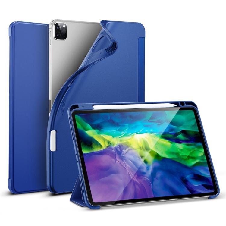 Чехол-книжка ESR Rebound Series Slim  на iPad Pro 11 (2020) - темно-синий