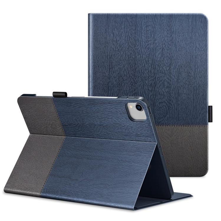 Чехол-книжка ESR Simplicity Series Horizontal на iPad Pro 11 (2020) - синий