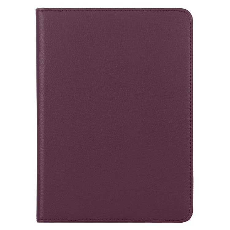 Чехол-книжка на  iPad Pro 12.9 (2021/2020) - фиолетовый