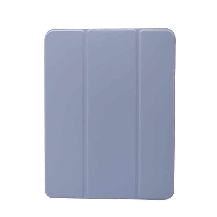 Чехол-книжка 3-folding Electric Pressed  для iPad Pro 11 2021/2020/2018/Air 2020 - голубой