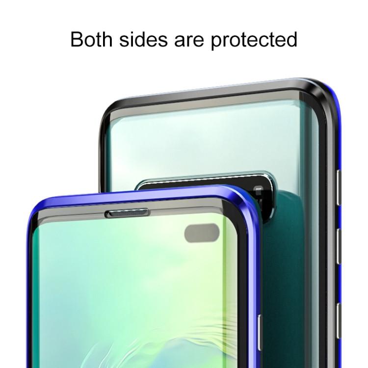 Чехол прозрачный на Самсунг Galaxy S10e на магнитах