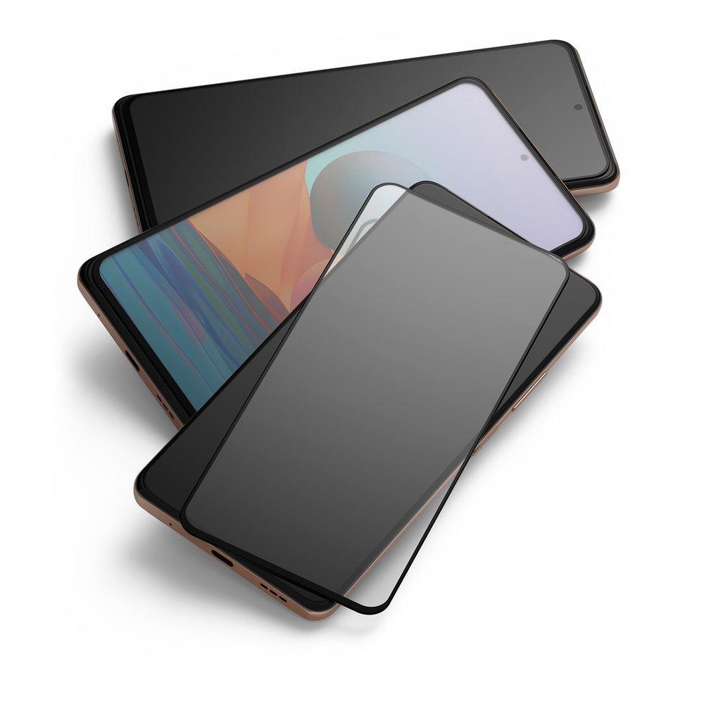 Защитное стекло Ringke Invisible 3D 0,33 mm для Ксяоми Редми Нот10 Про