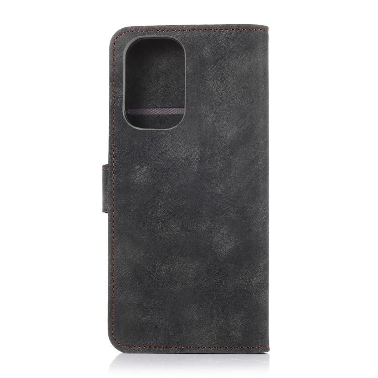 Чехол-книжка Antelope Texture на Ксяоми Редми Нот 10 /Note 10S  - черный