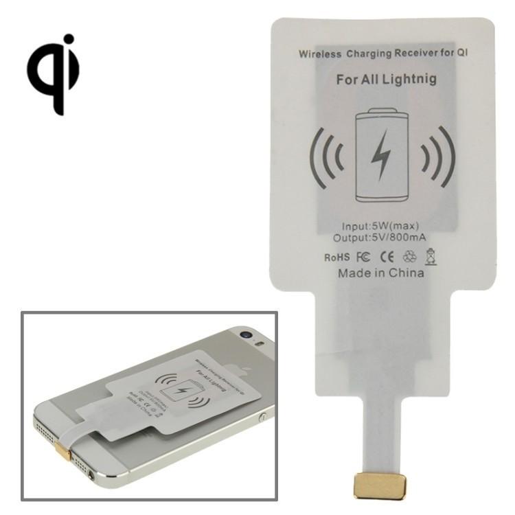 Приемник для зарядки без провода на Айфон 7