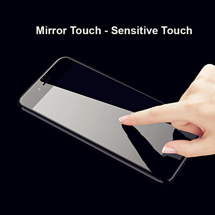 Защитное стекло IMAK 9H Full Screen Tempered Glass Film Pro+ Version на Realme X2 Pro - черное