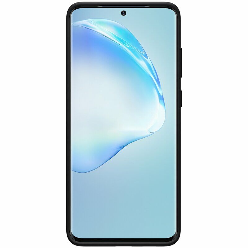 Защитный чехол NILLKIN Feeling Series для Samsung Galaxy S20 Plus - синий
