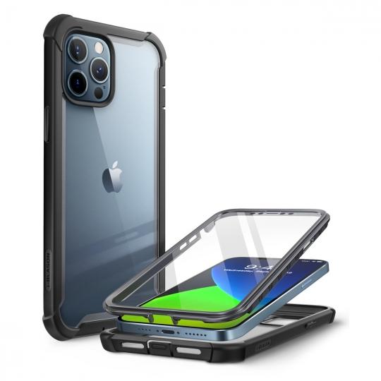 Двухсторонний чехол Supcase Iblsn Ares для iPhone 12 Pro Max Black