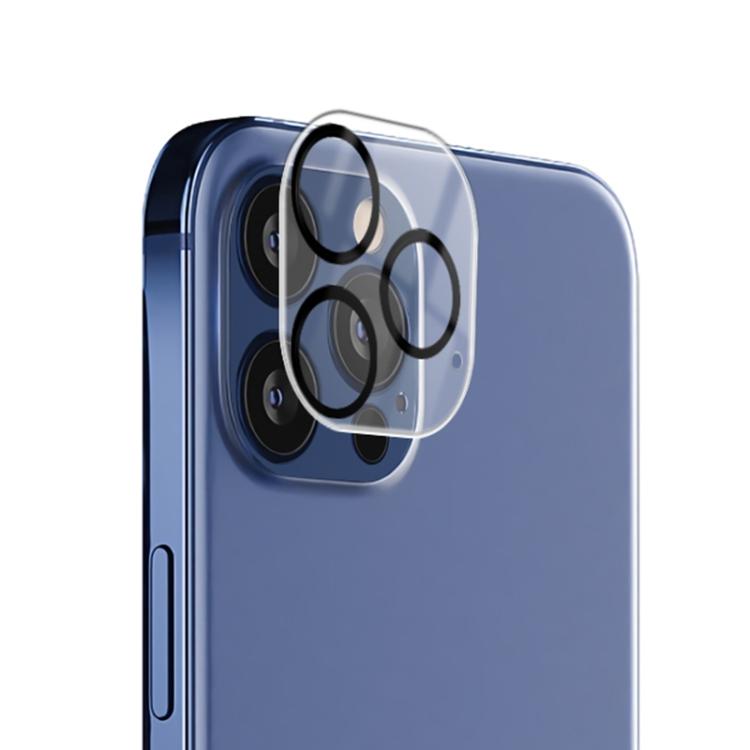 Защитное стекло на камеру для Айфон 12 Про Макс