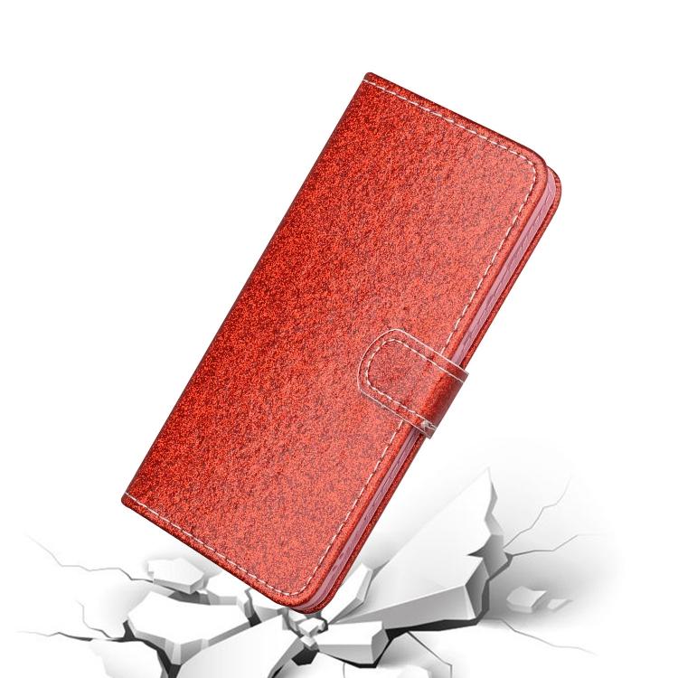 Чехол-книжка на Самсунг Галакси  A31 - красный