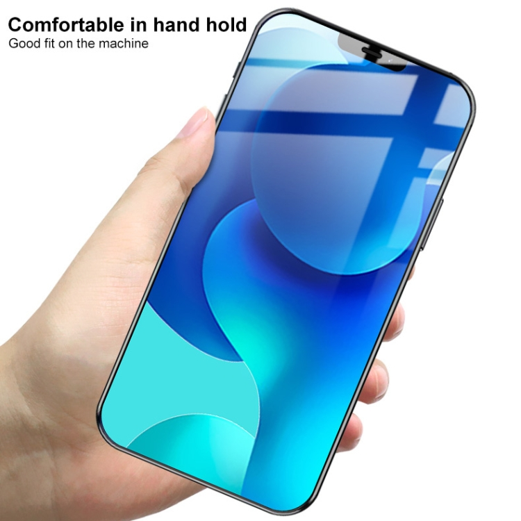 Защитное стекло IMAK 9H Full Screen Tempered Glass Film Pro+ Version на Айфон 12 Mini