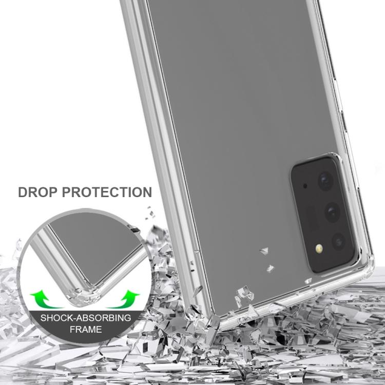 Ударозащитный чехол на Samsung Note 20 ультра