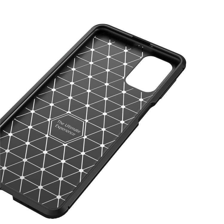 Чехол накладка ударостойкий черного цвета для Самсуенг Гелекси М31с