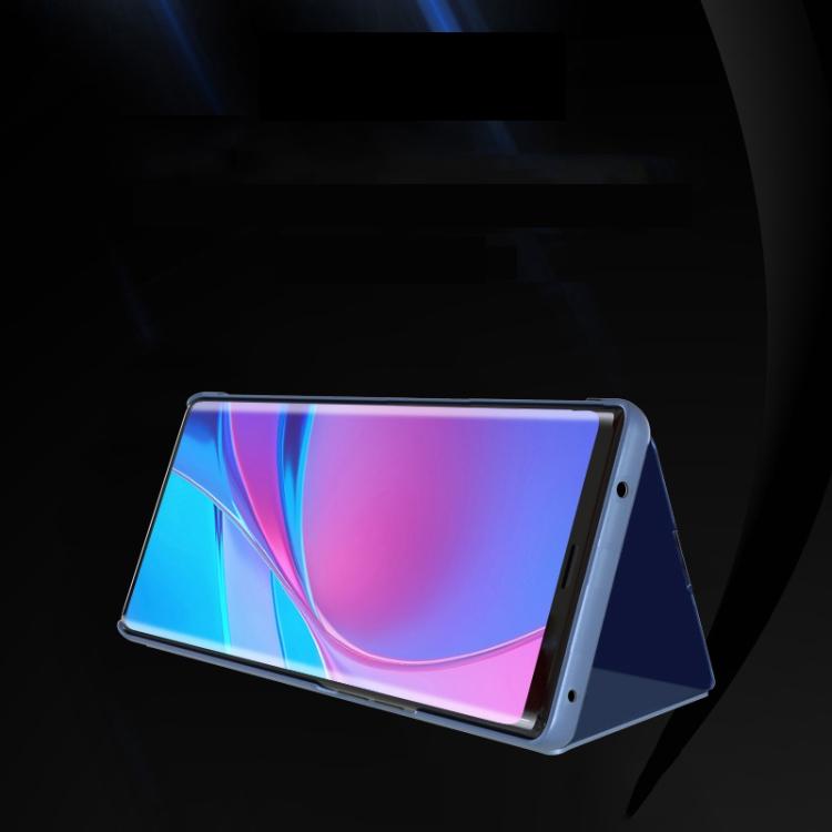 Зеркальный чехол-подставка для Xiaomi Redmi Note 9S / Note9 Pro / Note 9 Pro Max