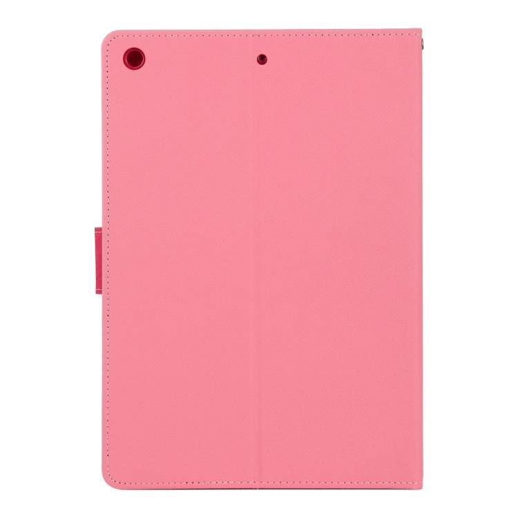 Чехол-книжка на Айпад 10.2 - розовый
