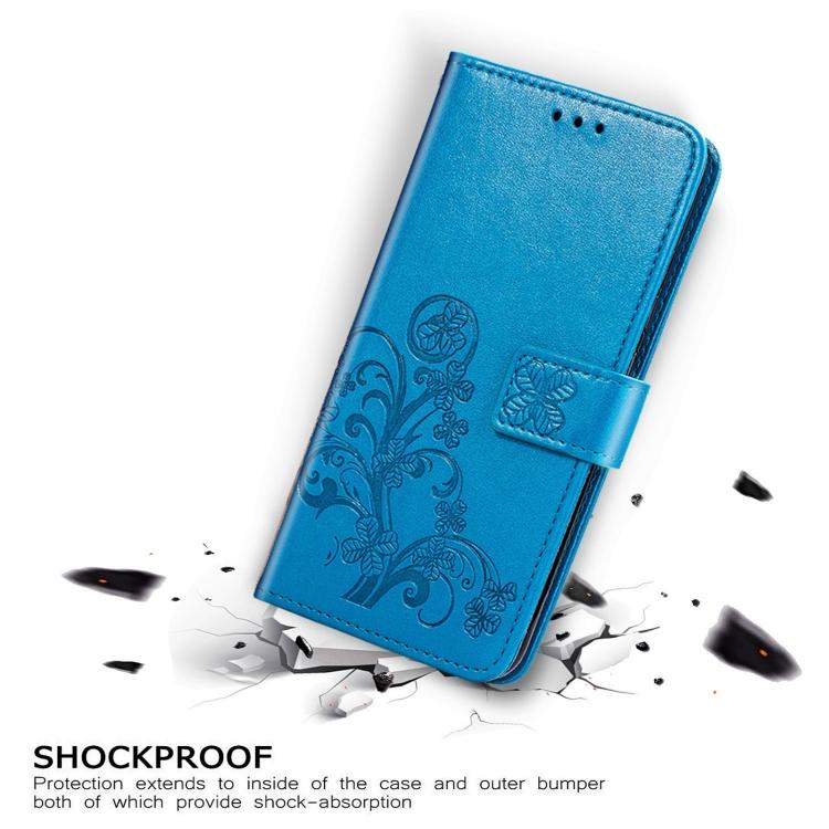 Чехол-книжка Four-leaf Clasp  для Samsung Galaxy S21 Ultra