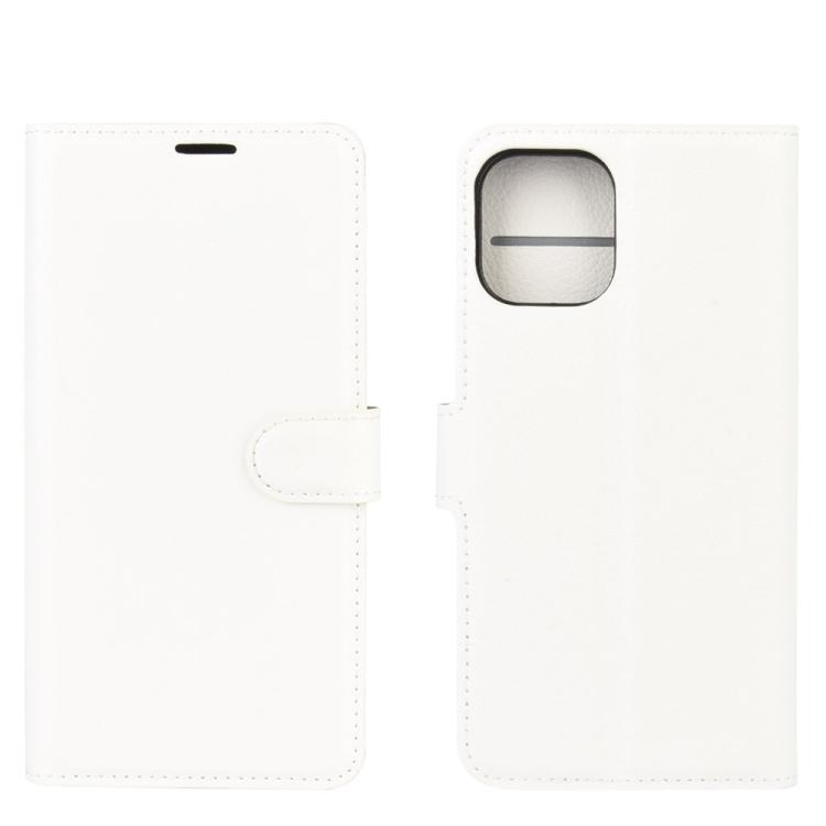Белый чехол-книжка для Айфон 12