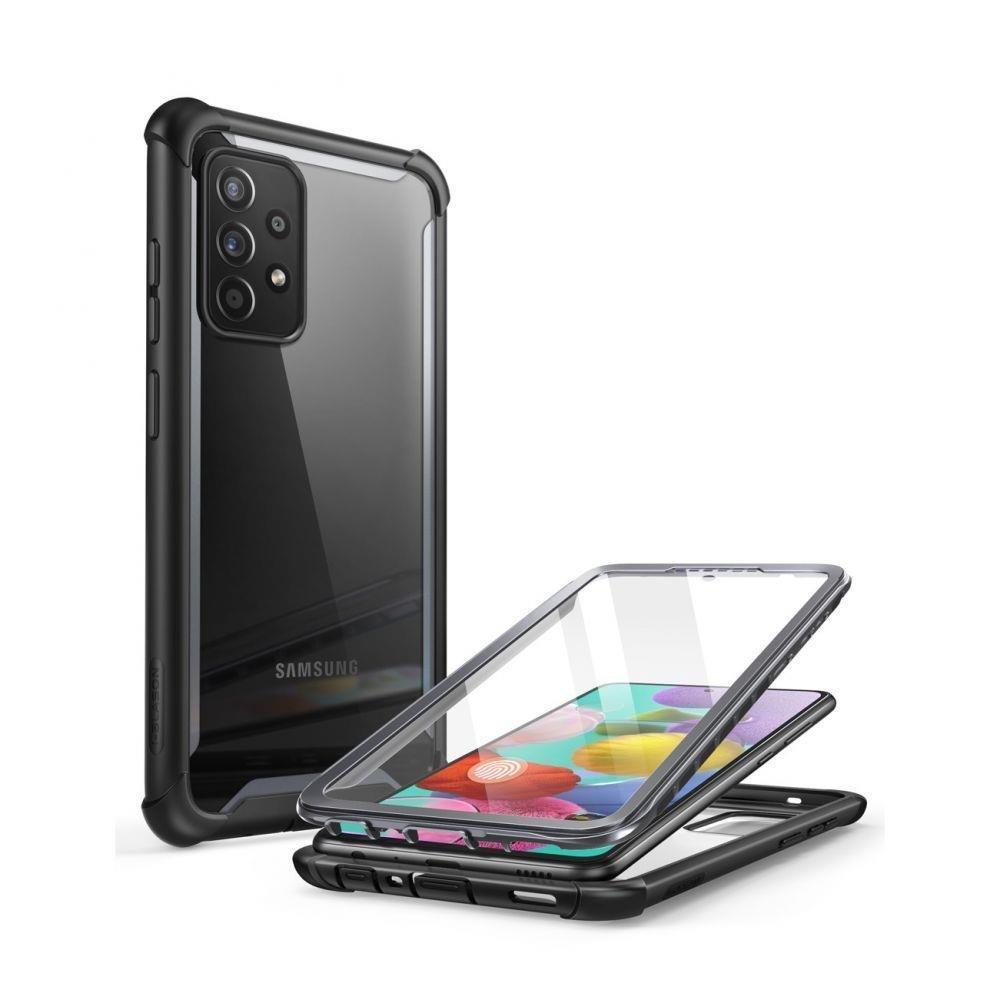 Двухсторонний чехол Supcase Iblsn Ares для Samsung Galaxy A52 - Black