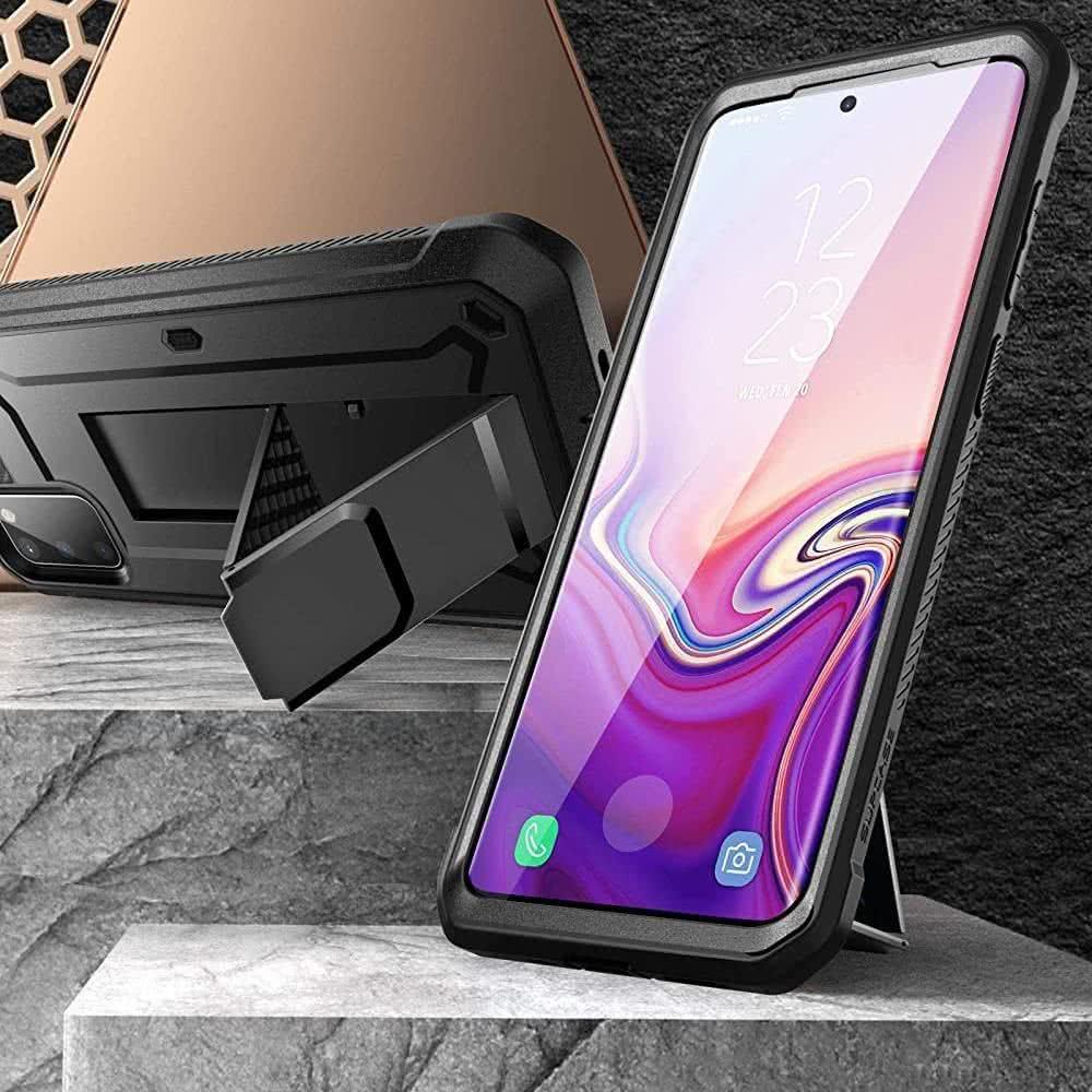 Двухсторонний чехол для Samsung Galaxy S20 Fe Black