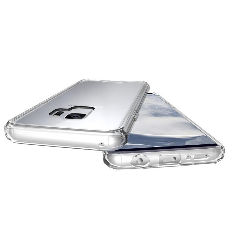 Противоударный чехол на Самсунг Галакси S9/G960 прозрачный