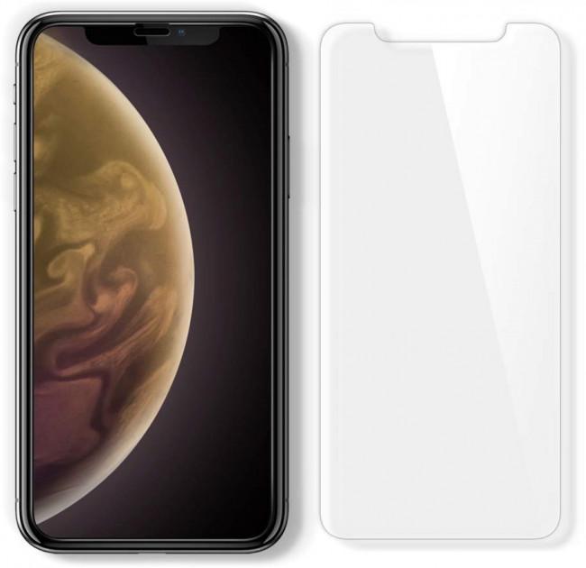 Защитное каленое стекло на Айфон 11 Про Макс