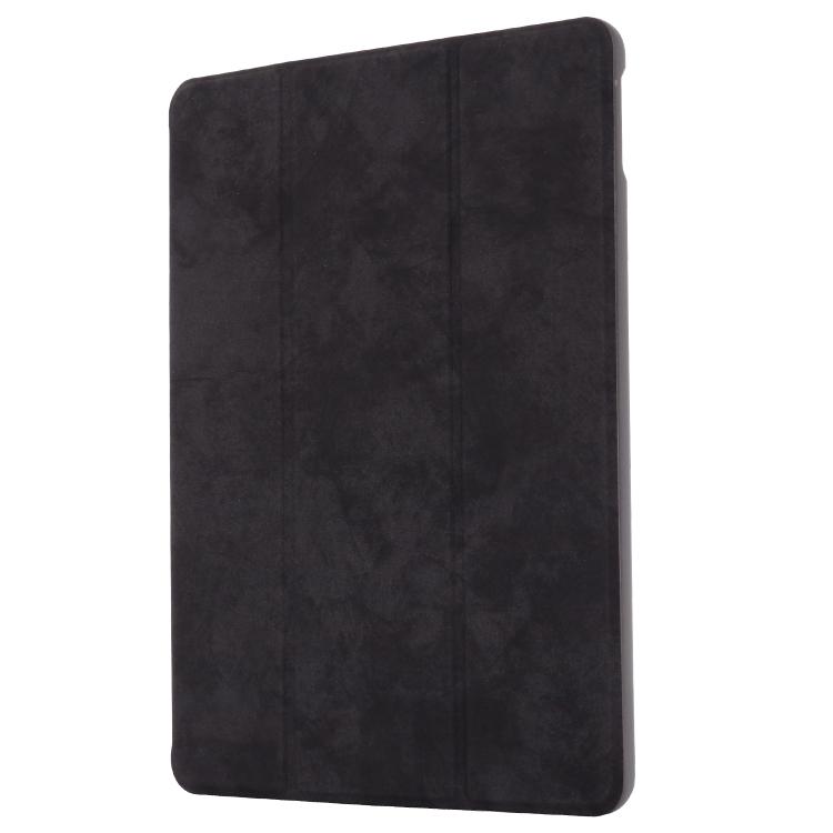 Черный чехол-книжка для Айпад 7 10.2