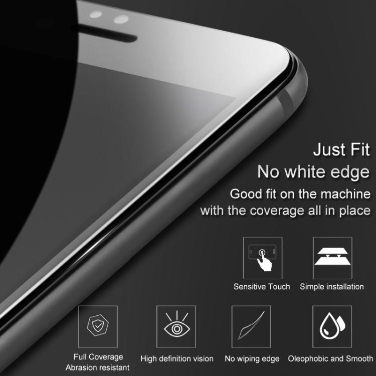 Защитное стекло IMAK 9H Full Screen  Film Pro+ Version   для  Samsung Galaxy A20 /A30/A30s/A50/A50s/M30/M30s/M31/M21-черное
