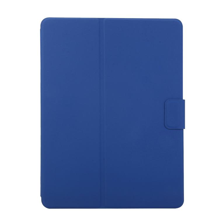 Чехол-книжка Electric Pressed Texture для iPad 10.2 2020 & 2019 / Air 2019 / Pro 10.5 - синий