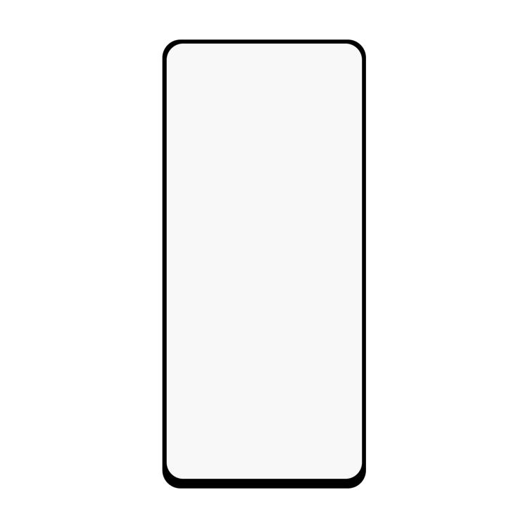Ударостойкое коленное стекло с черной рамкой для Сяоми Ми 10Т