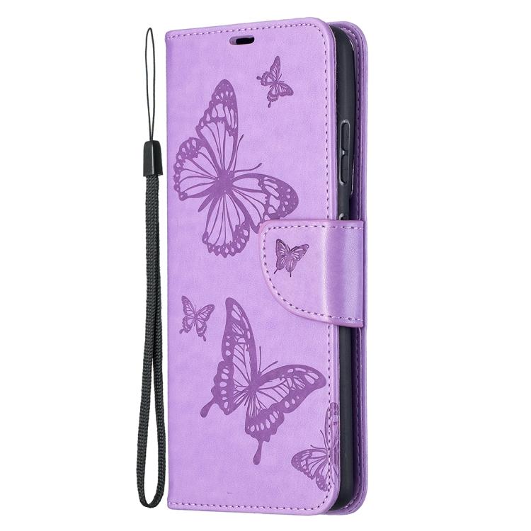 Чехол-книжка Butterflies на Samsung Galaxy S21 Ultra
