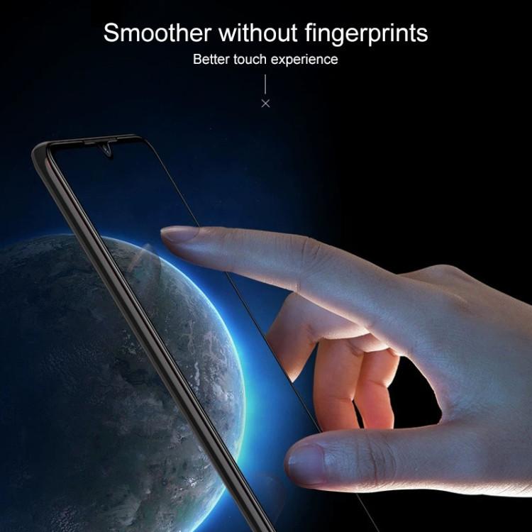 Защитное стекло 9H 10D Full Screen на iPhone 11 Про Макс/ Иксес Макс-черное