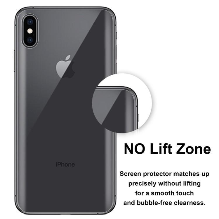 Защитная пленка На заднюю панель 0.1mm на iPhone XS Max