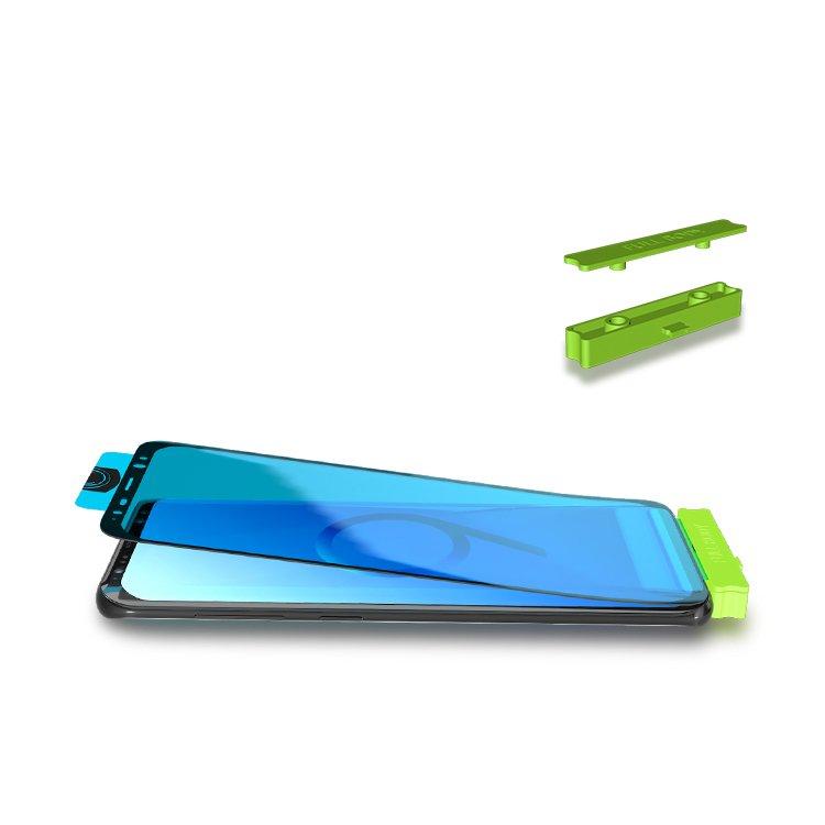 Накладное защитное стекло для Самсунг Гелекси С20 Ультра